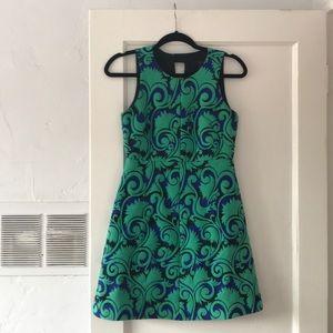 JCrew shift dress size 00
